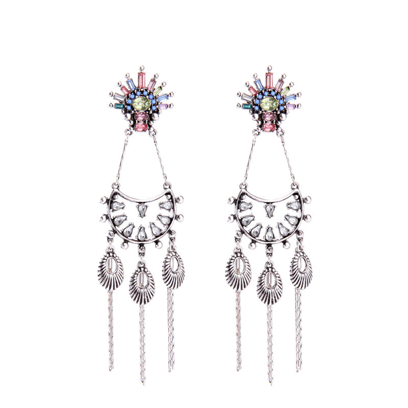 MEREL Earrings by MAYA