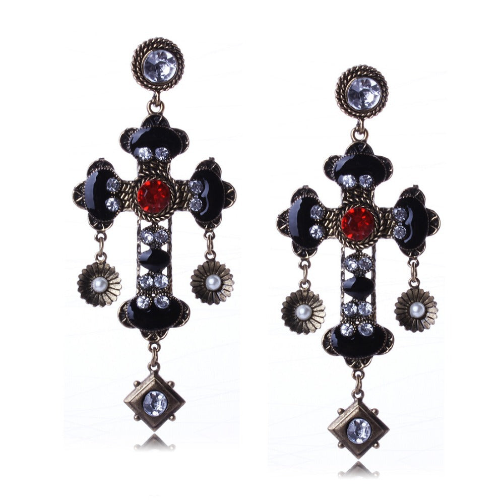 SAANVI Earrings by MAYA