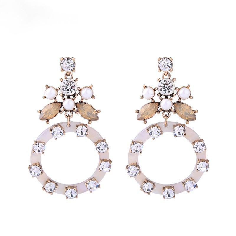 SERAPHINA Earrings by MAYA