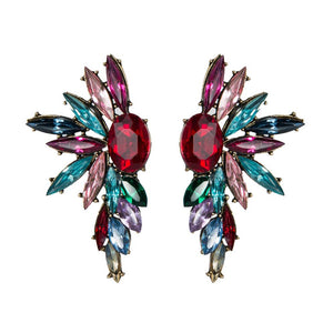WILLIAN Earrings by MAYA - Multi