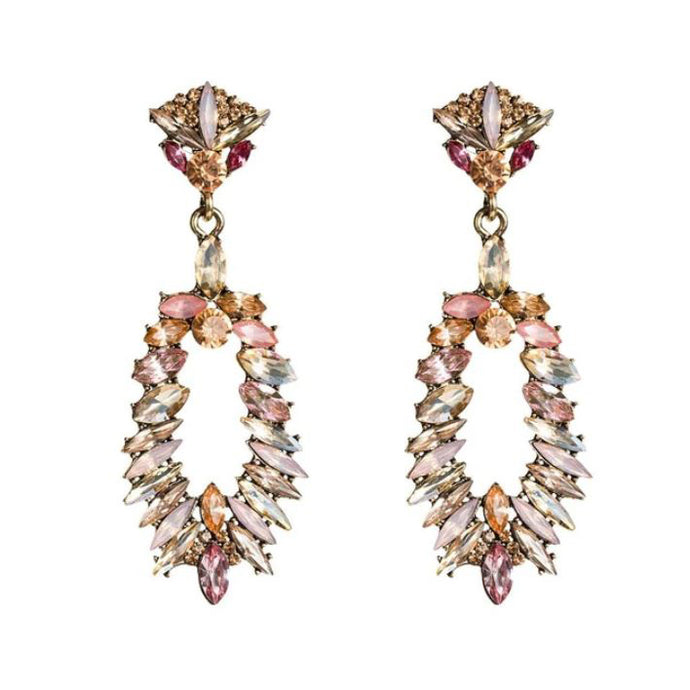 WINDAL Earrings by MAYA - Pink