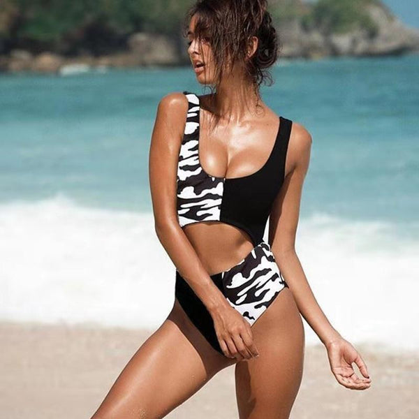 Alex - Hollow Out Monokini