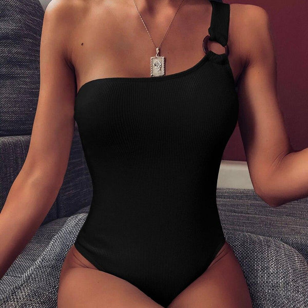 Lax - One Shoulder Monokini