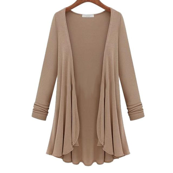Ella - Light Long Sleeve Cardigan