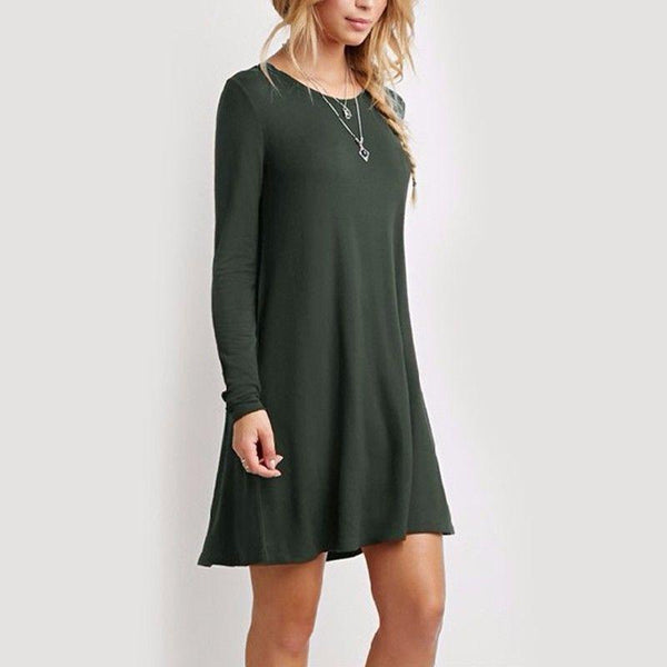 Promise - Vintage Longsleeve Dress