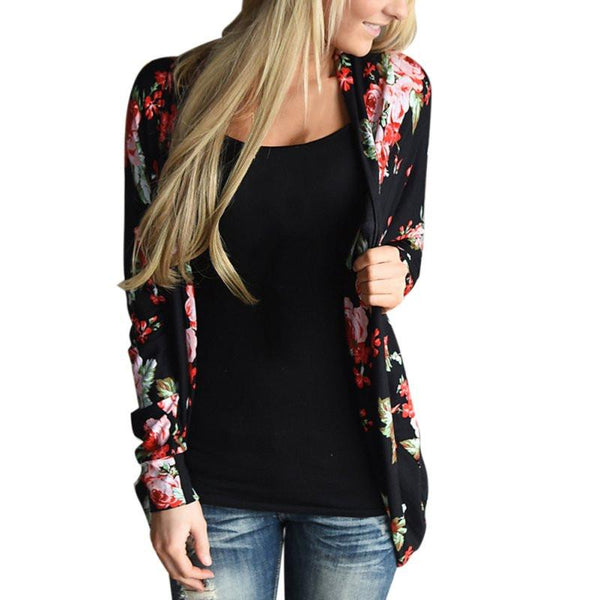 Madri - Floral Blouse