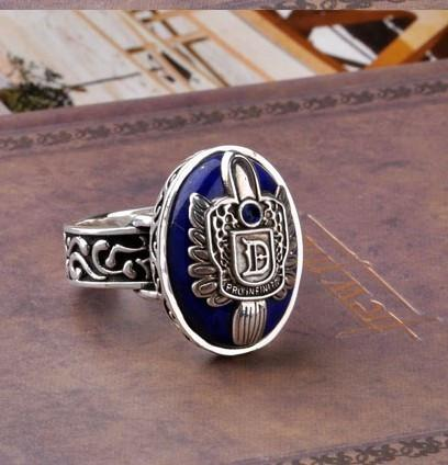 Damon/Stefan Salvatore Family Crest Rings - Vampire Diaries