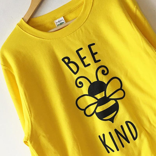 Bee Kind Pullover Sweater