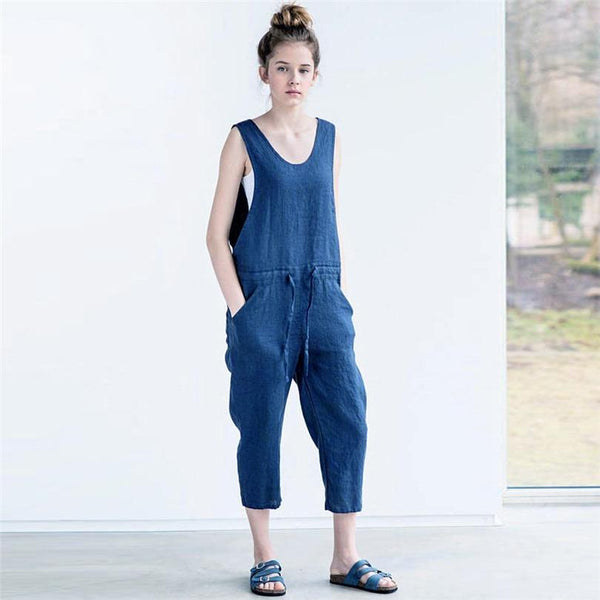 Keva - Modern Casual Overalls