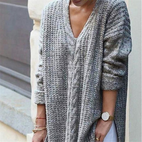 Everly - Knitted Loose Sweater