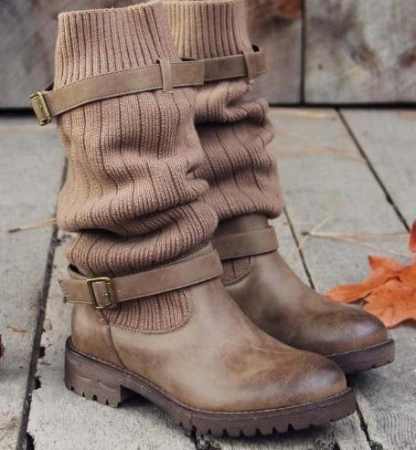 Maple - Mid-Calf Winter Boots