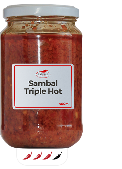 Sambal Triple Hot