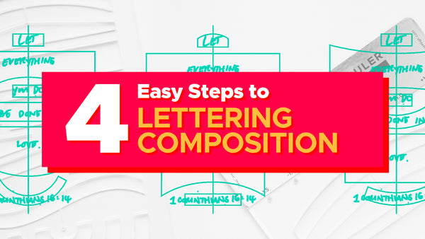 Steps to Make a Graphic Composition