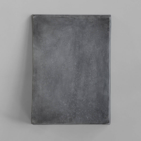 Sculpt Wall Art - Triangle,  Mini - Dark Grey - 101 CPH
