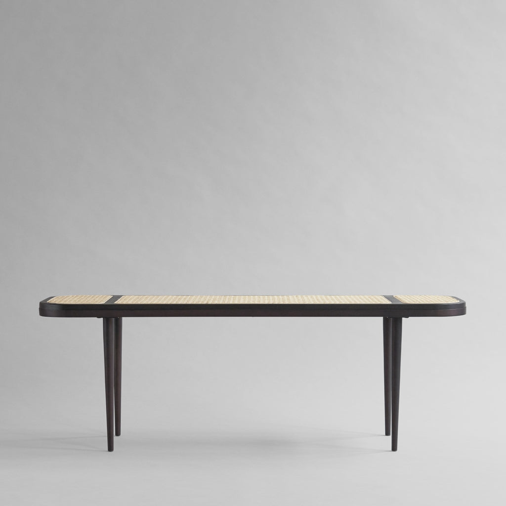 Hako Bench -  Burned Black