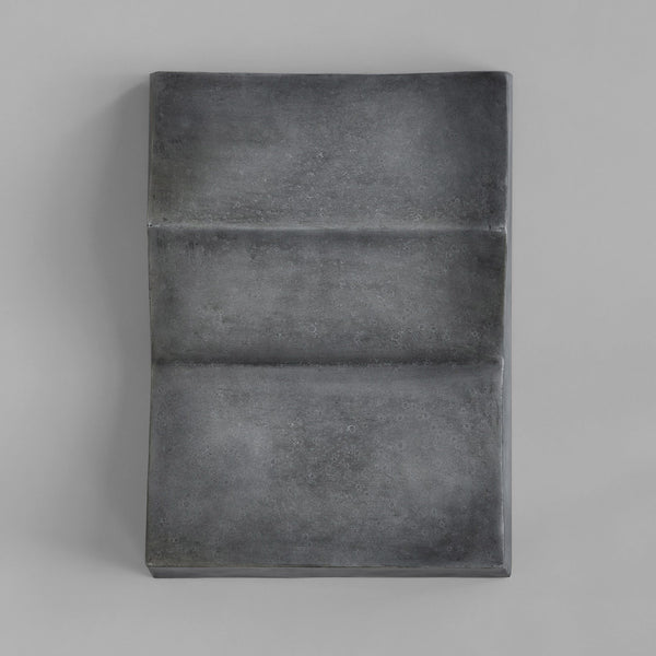 Sculpt Wall Art - Face,  Mini - Dark Grey - 101 CPH