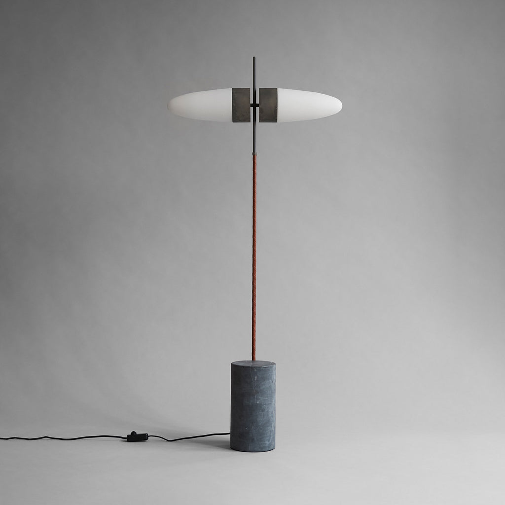Bull Floor Lamp - Oxidised - 101 CPH