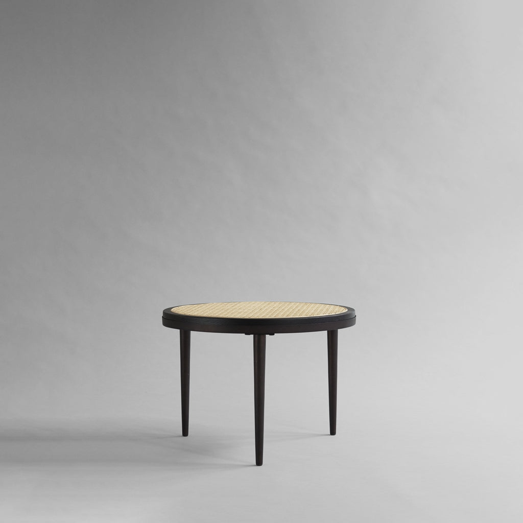 Hako Table, Low - Burned Black