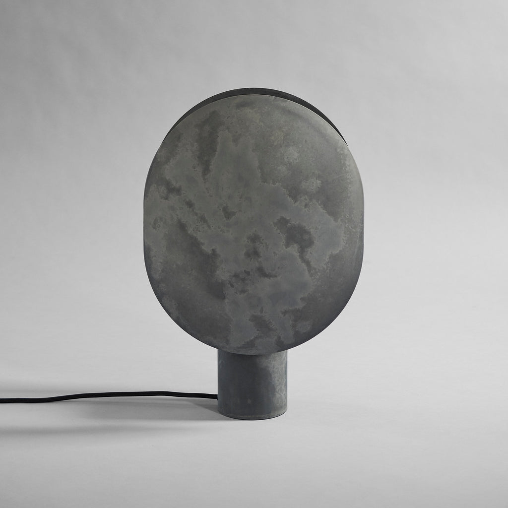 Clam Table Lamp - Oxidized - 101 CPH