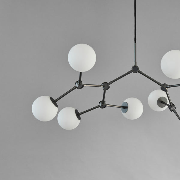 Drop Chandelier Bulp, Mini - Grey - 101 CPH