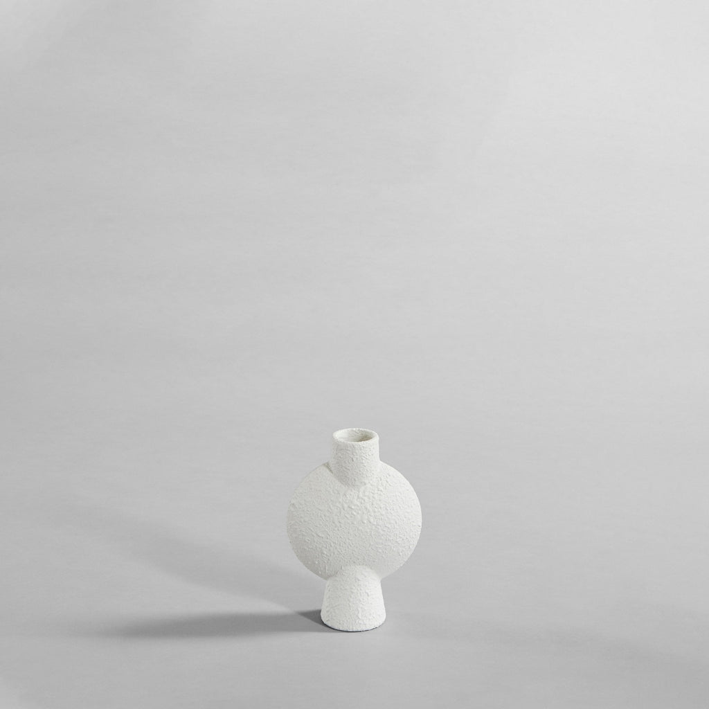 Sphere Vase Bubl, Mini - Bubble White - 101 CPH