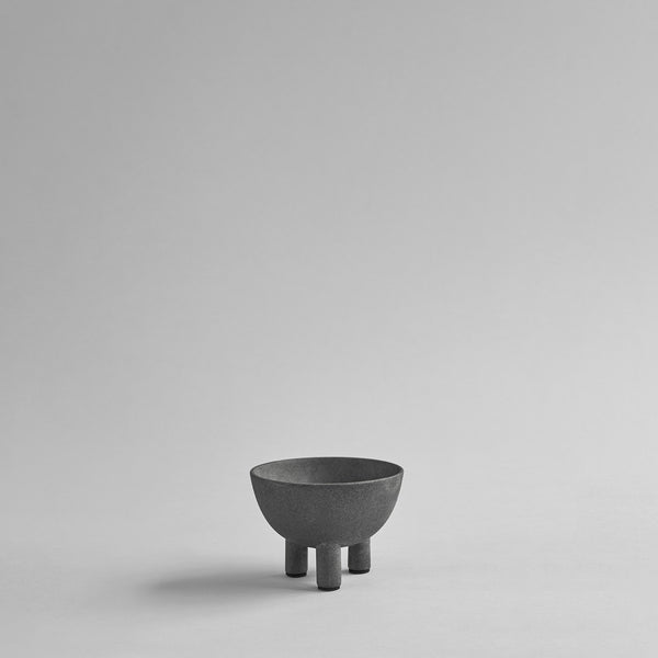 Duck Bowl, Mini - Dark Grey
