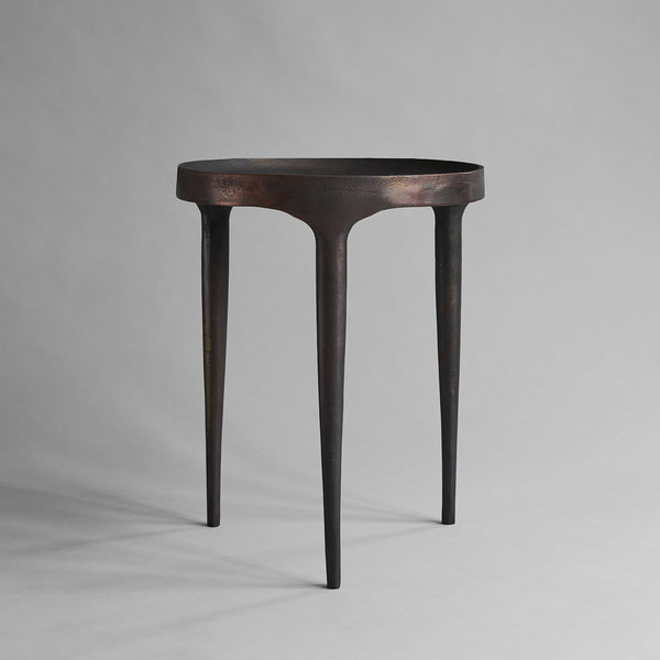 Phantom Table, Tall - Burn Antique - 101 CPH