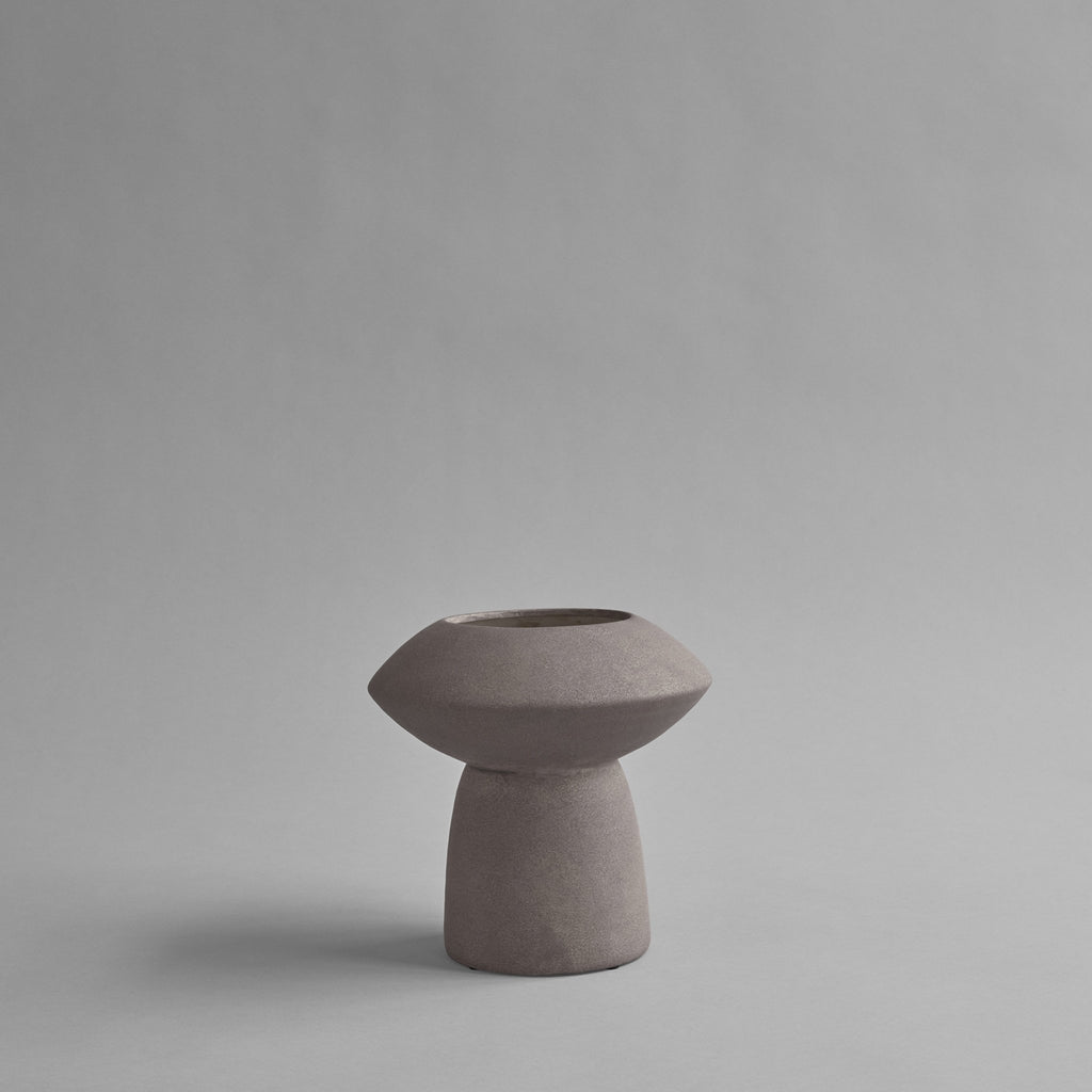 Sphere Vase Fat  - Taupe - 101 CPH