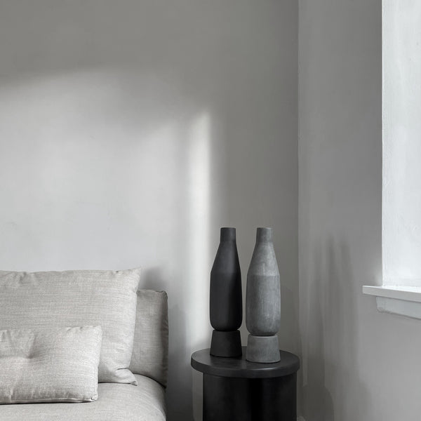 Sphere Vase Tall - Dark Grey - 101 CPH