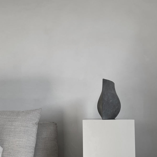 Origami Vase, Mini - Dark Grey - 101 CPH