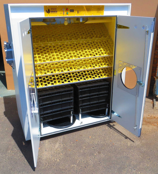 SH1700 Automatic Digital Egg Incubator and Hatcher for 1700 eggs - Surehatch Incubators