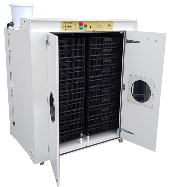 2000 Egg Hatcher - Automatic Digital Model SH2000H - Surehatch Incubators
