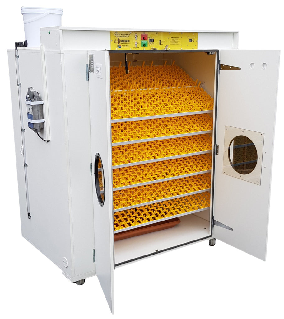 2160 Egg Automatic Setter Incubator - Model SH2160 - Surehatch Incubators