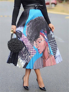 Fancy Girl Pleated Skirt