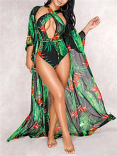 Load image into Gallery viewer, Brazilian Monokini with Cover up (1523733200941)