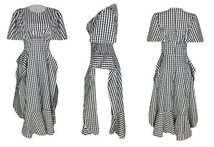 Checked Asymmetric top