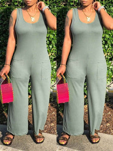 Everyday Tank Jumpsuit