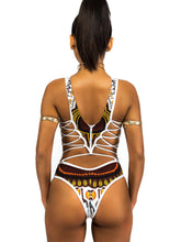 Load image into Gallery viewer, Dashiki One Piece Swimsuit
