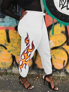 Fire Sweat Pants