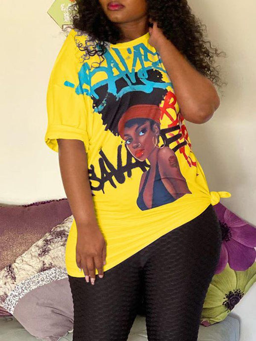 African Beauty Tee