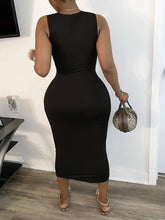 Load image into Gallery viewer, African Beauty Bodycon Dress