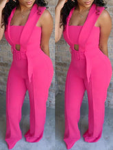 Load image into Gallery viewer, Candy Jumpsuit with Belt