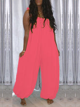 Load image into Gallery viewer, Cami Chiffon Jumpsuit