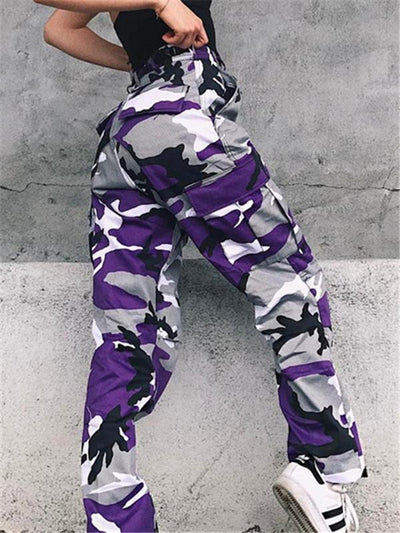 Bottoms - Casual Camo Pants