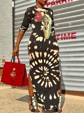 Load image into Gallery viewer, Africa Pride Maxi Dress