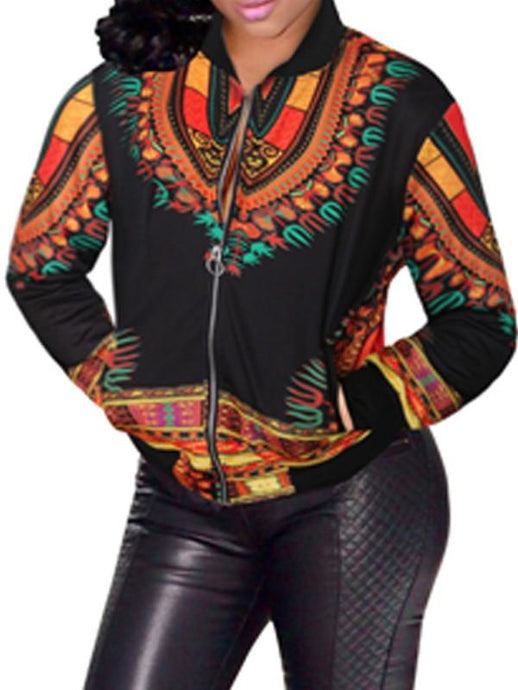 Outerwear - Ethnic Style Fashion Jacket
