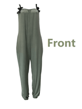 Load image into Gallery viewer, Sleeveless Slouchy Jumpsuit