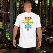 "The Abbey Weho's ""GAY Obviously..."" Short-Sleeve Unisex T-Shirt"