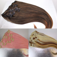 Luxe Clip In Extensions