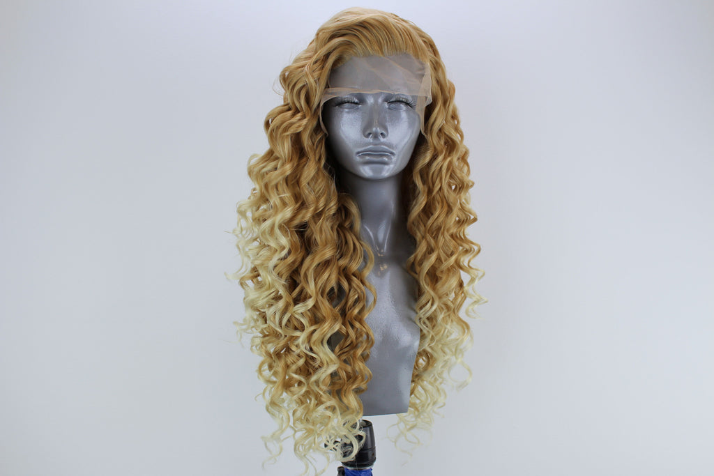 Isla-Honey Blonde Ombre